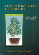Environmental Chemistry  Seventh Edition