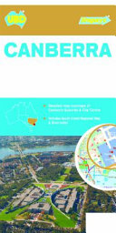 Pdf Canberra City Suburbs and South Coast City Map 248