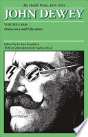 John Dewey The Middle Works 1899 1924