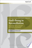 God S Being In Reconciliation