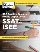 900 Practice Questions For The Ssat And Isee Book PDF