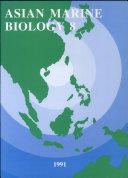 Asian Marine Biology 8 (1991)
