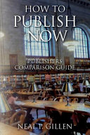 How To Publish Now
