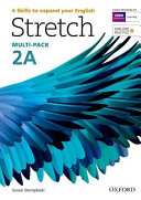 Stretch: Level 2 Student's Book and Workbook Multi-Pack a with Online Practice