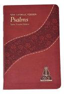 The Psalms  New Catholic Version
