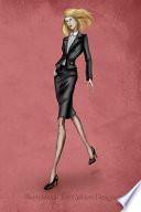 Sketchbook for Fashion Designers