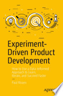 Experiment-Driven Product Development