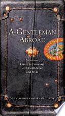 A Gentleman Abroad Book