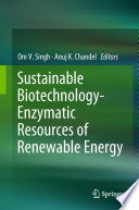 Sustainable Biotechnology  Enzymatic Resources of Renewable Energy Book