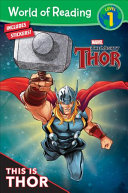 World of Reading: Thor This is Thor (Level 1)