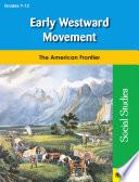 Early Westward Movement Book PDF
