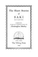 The Short Stories of Saki (H.H. Munro) Pdf/ePub eBook