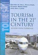 Tourism in the Twenty first Century