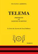 Telema: Le livre des secrets de feu-d'alliance