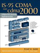 IS 95 CDMA and cdma2000