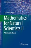 Mathematics for Natural Scientists II: Advanced Methods - Seite vii