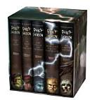 Percy Jackson: Percy-Jackson-Schuber - inkl. E-Book Kane-Chroniken