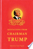 Quotations from Chairman Trump
