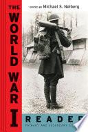 The World War I Reader