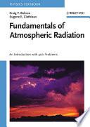 Fundamentals Of Atmospheric Radiation Book PDF