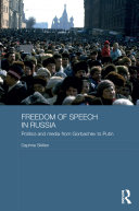 Freedom of Speech in Russia