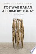 Postwar Italian Art History Today