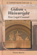 Gideon V  Wainwright Book