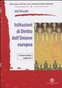 Istituzioni di Diritto dell'Unione europea.