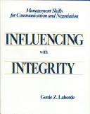 Influencing with Integrity