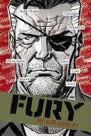 Fury Max Book