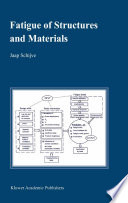 Fatigue Of Structures And Materials Book PDF