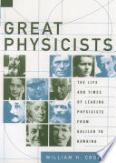 Great Physicists Book