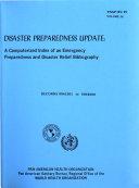Disaster Preparedness Update