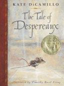The Tale of Despereaux Book