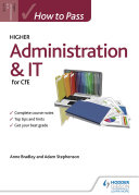 How to Pass Higher Administration and IT Pdf/ePub eBook