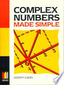 Complex Numbers Made Simple Book