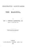 Celebrated Sanctuaries of the Madonna