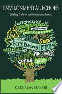 Environmental Echoes