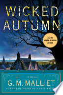 Wicked Autumn G. M. Malliet Cover