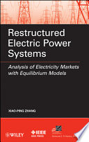 Restructured Electric Power Systems