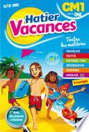 Cahier Vacances Ce Au Cm
