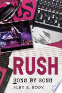 Rush Song By Song Book