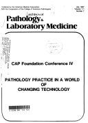 Archives of Pathology   Laboratory Medicine Book