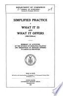 Simplified Practice Book