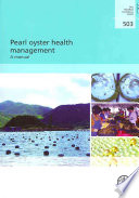 Pearl Oyster Health Management
