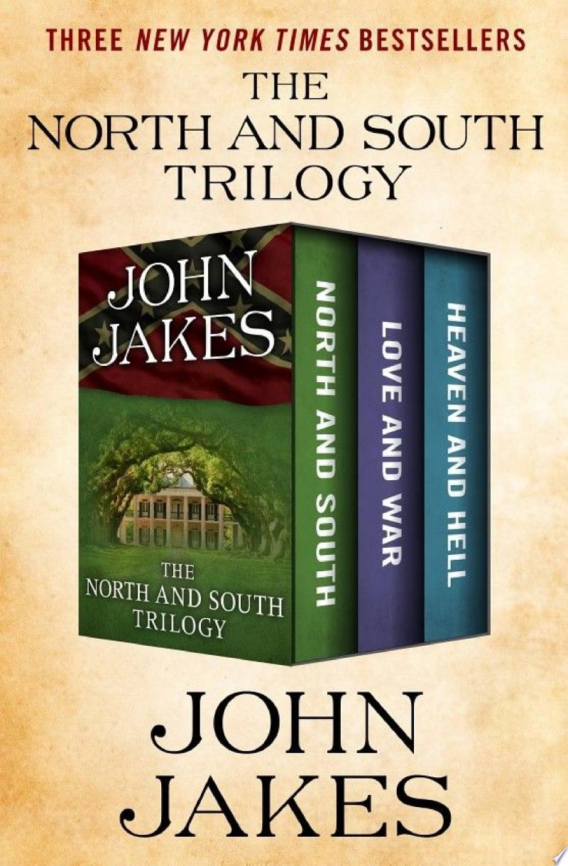 The North and South Trilogy banner backdrop