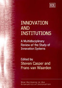 Innovation and Institutions