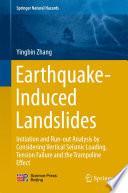 Earthquake Induced Landslides