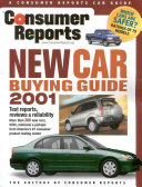 Consumer Reports New Car Buying Guide 2001