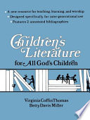 Children s Literature for All God s Children Book